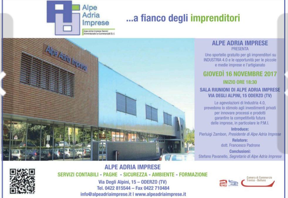 Alpe Adria Imprese – …a fianco degli imprenditori.